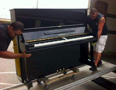 Piano & Organ Movers